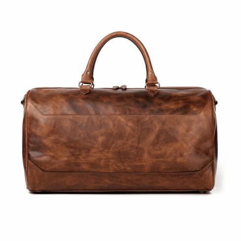 Mission Mercantile Benjamin Leather Duffle