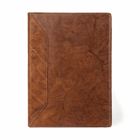 Mission Mercantile Benjamin Leather Padfolio