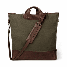 Mission Mercantile Heritage Waxed Canvas Ice Block Bag