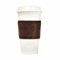 Mission Mercantile Theodore Leather Coffee Sleeve