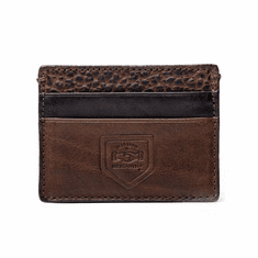 Mission Mercantile Theodore Leather Front Pocket Wallet
