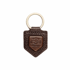 Mission Mercantile Theodore Leather Keychain