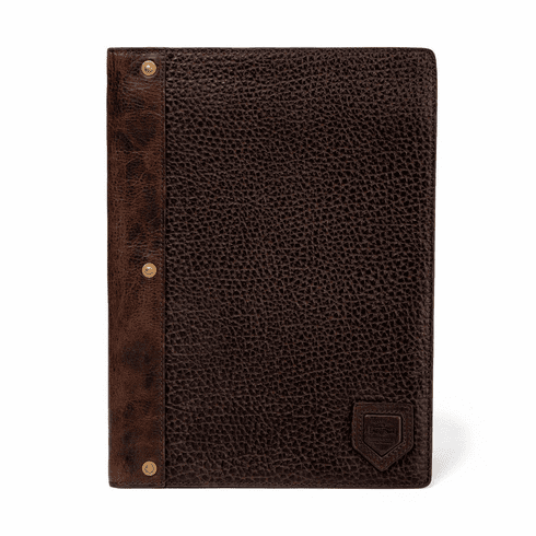 Mission Mercantile Theodore Leather Padfolio