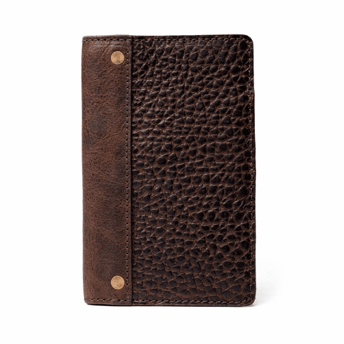 Mission Mercantile Theodore Leather Passport Wallet