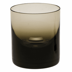 Moser Whisky 12.5oz DOF Glass Smoke
