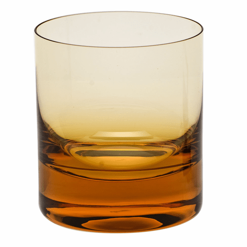Moser Whisky 12.5oz DOF Glass Topaz