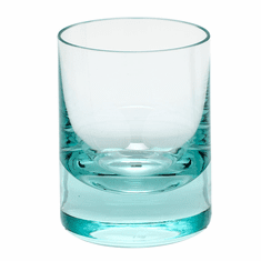 Moser Whisky 2oz Shot Glass Beryl