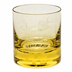 Moser Whisky Ocean Life 12.5oz DOF Glass Eldora