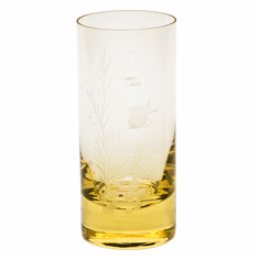 Moser Whisky Ocean Life 13.5oz Hiball Glass Eldora