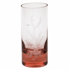 Moser Whisky Ocean Life 13.5oz Hiball Glass Rosalind