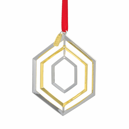 Nambe Holiday - Annual Ornament 2019