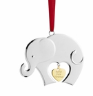 Nambe Holiday - Baby's First Christmas 2019 Ornament