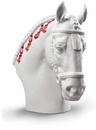 Nao By Lladro Andalusian Horse (White) Figure