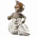 Nao By Lladro My Blanky! Figure
