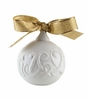"""Nao by Lladro Porcelain """"Christmas ribbons ball"""" Figurine"""