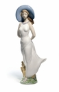Nao by Lladro Porcelain Summer Breeze Figurine