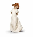 Nao By Lladro Spring Reflections Figure