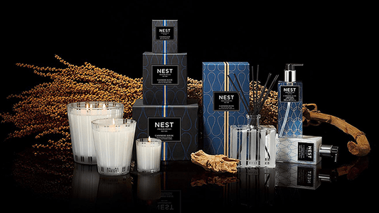 Nest Cashmere Suede Fragrance Collection