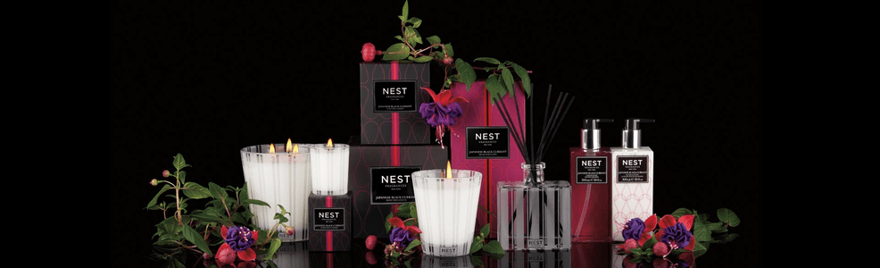 Nest Japanese Black Currant Fragrance Collection