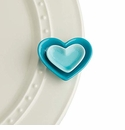 Nora Fleming St Jude Lots Of Love Mini Ceramic Charm