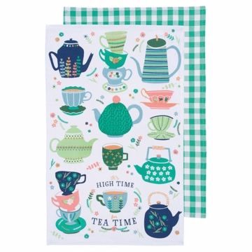 Now Designs Tea Towel Set Perfect Cuppa