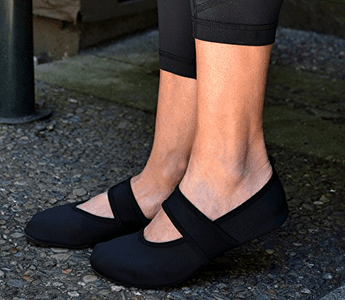 Nufoot Futsole Soft Shoes for Exercise, Travel, Etc.