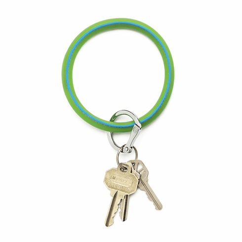 O-venture Big O Key Ring In The Grass