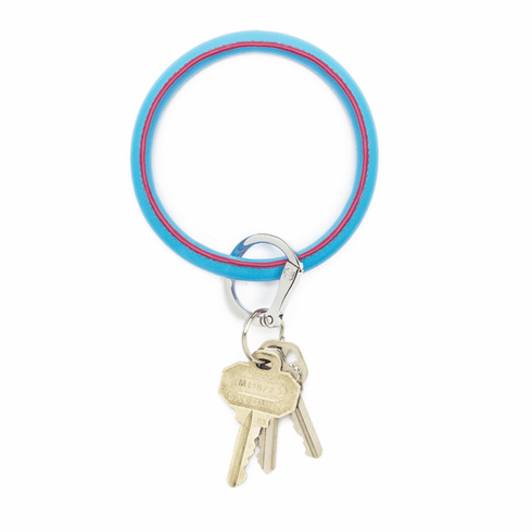 O-venture Big O Key Ring Peacock