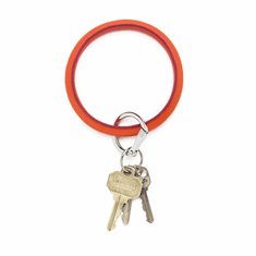 O-venture Big O Key Ring Take Me Tangerine