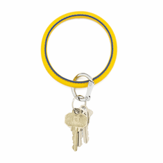O-venture Big O Key Ring Yes Yellow