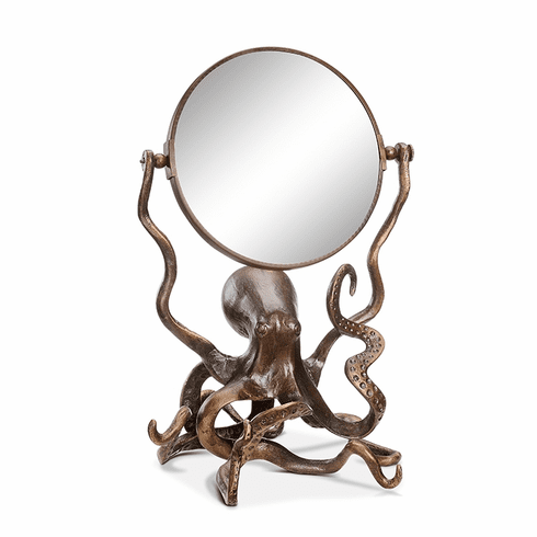 Octopus Vanity Mirror by SPI Home