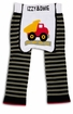 Pavilion Gray Truck Leggings 6-12 month