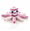 Pebble Octopus Rattle - Pink