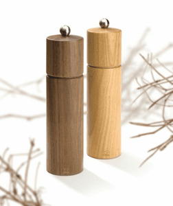 Peugeot Classic Wood & Stainless Steel Salt & Pepper Mills