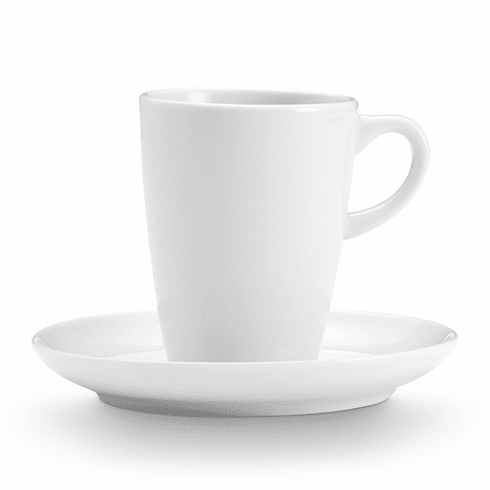 Pillivuyt Eden Espresso Saucer Set of 4