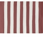 Pine Cone Hill Trimaran Stripe Breton Red - Ivory Placemats - Set of 4