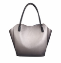 Pixie Mood Rachel Small Tote with Inner Bonus Bag - Ombre Black