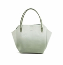 Pixie Mood Rachel Small Tote with Inner Bonus Bag - Ombre Pistachio Green