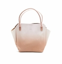 Pixie Mood Rachel Small Tote with Inner Bonus Bag - Ombre Praline