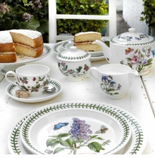Portmeirion Botanic Garden Classic Dinnerware Collection