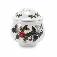 Portmeirion The Holly And The Ivy Tea Cup Amp Saucer Sets 6