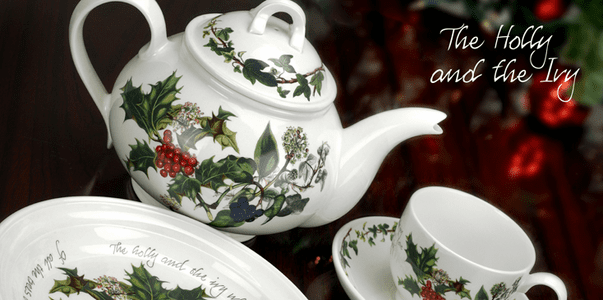 Portmeirion The Holly & The Ivy Collection