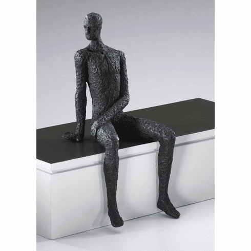 Posing Man Shelf Decor by Cyan Design