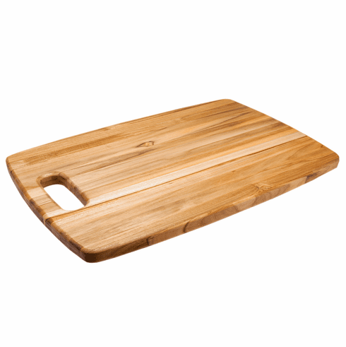 Proteak Cutting Board with Hole Handle 18x12x0.75