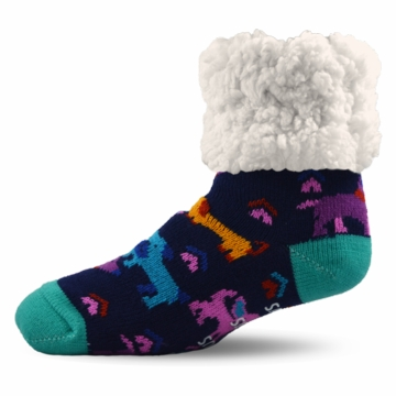 Pudus Classics Dog Party Socks