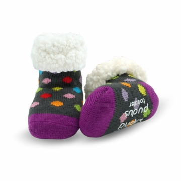 Pudus Polkadot Socks Toddler