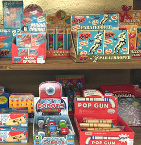 Retro Nostalgic Children's Toys & Games