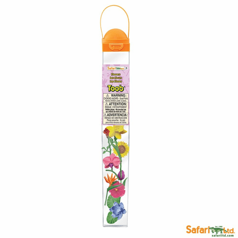 Safari Toys Toob Flowers