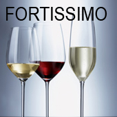 Schott Zwiesel Fortissimo Tritan Crystal Wine Glasses