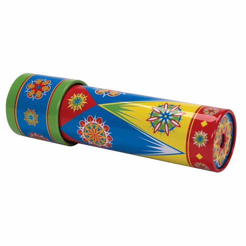 Schylling Classic Tin Kaleidoscope with Vintage Designs